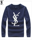 2020.01 YSL set head fleece man M-2XL (15)