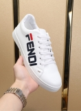 2020.02 Super Max Perfect Fendi Men Shoes(98%Authenic)-WX (42)