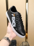 2020.02 Super Max Perfect Fendi Men Shoes(98%Authenic)-WX (43)