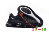 2020.2 Nike Air Vapormax Plus TN x 720 Kid Shoes -BBW (13)