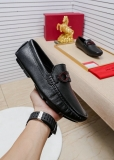 2020.02 Super Max Perfect Ferragamo Men Shoes(98%Authenic)-WX (13)