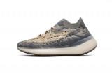 "(Final version)Authentic Adidas Yeezy Boost 380""Mist"" Men And Women Shoes FX9764- ZL/DongTS"
