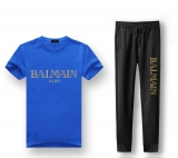 2020.3  Balmain short suit man M-4XL (2)