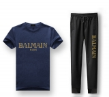 2020.3  Balmain short suit man M-4XL (3)