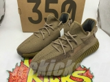 "2020.3 (Better quality)Super Max Perfect Adidas Yeezy Boost 350 V2 ""Earth"" Men And Women Shoes(95%Authentic) FX9033-JB"