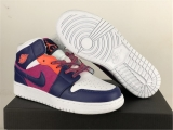 2020.03 Super Max Perfect Air Jordan 1 Mid Women Shoes -ZL (3)
