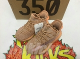 "Authentic Adidas Yeezy 350 Kid Boost V2 ""Clay""- JB"