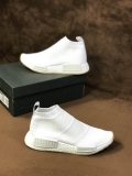 2020.03 Super Max Perfect Adidas NMD CS1 White Gum Real Boost Men And Women Shoes(98%Authentic)- LY (9)