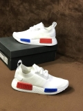 2020.03 Super Max Perfect Adidas NMD R1 Primeknit White Real Boost Men And Women Shoes(98%Authentic)- LY (11)