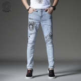 2020.04 Versace long jeans man 28-38 (8)
