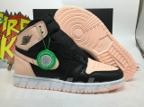 "(Final version)Authentic Air Jordan 1  ""Crimson Tint"" GS-ZLDG"
