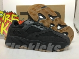 "(New  Factory)Super Max Perfect Adidas Yeezy 700 ""Utility Black"" Men And Women Shoes (98%Authentic)-JB"