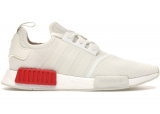 2020.04 Super Max Perfect Adidas NMD R1 Off White Lush Red Men And Women Shoes(98%Authentic)- LY (23)