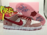 2020.3 StrangeLove x Authentic Nike SB Dunk Low Men And Women Shoes -ZL