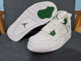 "2020.04 Air Jordan 4 Men ""Pure Money"" Shoes AAA -SY (5)"