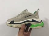2020.04 Authentic Belishijia Sneaker TessS.Gomma Vanilla Green Men And Women Shoes -LY (4)