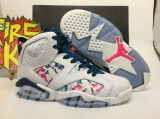 Perfect Air Jordan 6 Women Shoes AAA -SY(6)