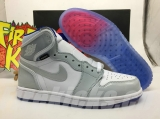 Normal Authentic quality and Low price Air Jordan 1 Zoom Fearless Men And GS Shoes- LJR