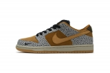 "2020.04 Super Max Perfect Nike Dunk Low ""Safari"" Men And Women Shoes(98%Authentic)-LY"