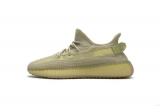 "(OG Quality)Authentic Adidas Yeezy Boost 350 V2 ""Flax""Men And Women ShoesFX9028-Dong"