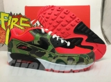 "2020.03 Nike Super Max Perfect Air Max 90 ""Reverse Duck Camo"" Men Shoes (98%Authentic)-JB(4)"