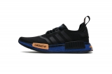 2020.05 Super Max Perfect Adidas NMD R1 Black Blue Men And Women Shoes(98%Authentic)- LY (27)