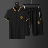 2020.05 Versace short suit man M-4XL (43)