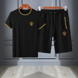 2020.05 Versace short suit man M-4XL (44)