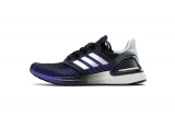 2020.05 Super Max Perfect Adidas Ultra Boost 20 UB6.0 CONSORTIUM Core Black Silver Real Boost Men Shoes (Real Boost-98%Authentic)-LY (39)