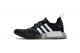 2020.05 Super Max Perfect Adidas NMD R1 Core Black White Men And Women Shoes(98%Authentic)- LY (30)