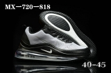 2020.05 Nike Air Max 720 AAA Men And Women Shoes -BBW (87)