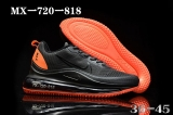 2020.05 Nike Air Max 720 AAA Men And Women Shoes -BBW (88)