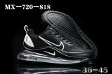 2020.05 Nike Air Max 720 AAA Men And Women Shoes -BBW (90)