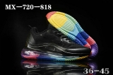 2020.05 Nike Air Max 720 AAA Men And Women Shoes -BBW (92)