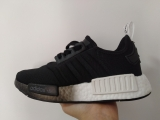 2020.05 Super Max Perfect Adidas NMD R1 Black White Men And Women Shoes(98%Authentic)- LY (32)