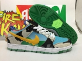 "2020.5 Authentic Nike SB Dunk Low ""Chunky Dunky""Men And Women Shoes -ZL"