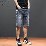 2020.05 OFF-WHITE short jeans man 28-38 (6)