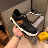 2020.05 Super Max Perfect Fendi Men Shoes(98%Authenic)-WX (15)