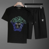 2020.06 Versace short suit man M-3XL (52)