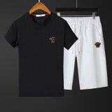 2020.06 Versace short suit man M-3XL (58)