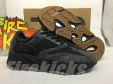 "(Better quality)Super Max Perfect Adidas Yeezy 700 ""Utility Black""  Men And Women Shoes(98%Authentic) -LY"