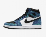 "2020.06 Air Jordan 1 ""Tie-Dye"" AAA Women Shoes -SY (6)"