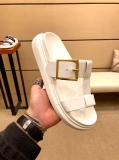2020.06 Super Max Perfect Alexander McQueen Men And Women Slippers - WX (5)