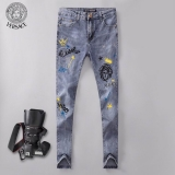 2020.06 Versace long jeans man 28-38 (40)