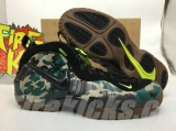 "Authentic Nike Air Foamposite Pro ""Camo""Men Shoes -ZL (34)"