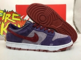 "2020.04 Super Max Perfect Nike SB Dunk SP ""Plum""Men And Women Shoes(98%Authentic)-JB(13)"