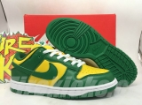 "2020.06 Super Max Perfect Nike Dunk Low SP ""Brazil"" Men And Women Shoes(98%Authentic)-LY (30)"