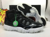 "(Final version)Authentic Air Jordan 11 Retro ""72-10""(no worry!good quality)-ZLDG"