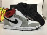 "(better quality)Super Max Perfect Air Jordan 1""Light Smoke Grey""Men And Women Shoes(no worry!good quality,95%Authentic) -get"