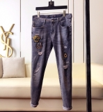 2020.07 Versace long jeans man 28-38 (43)